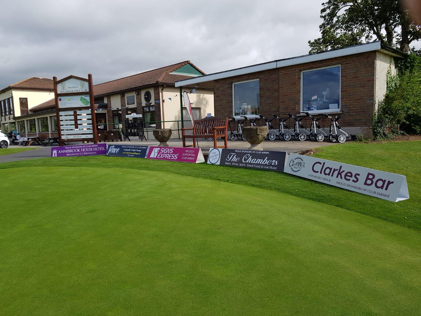 2019 Club Iarmhi Golf Classic – Official Westmeath GAA